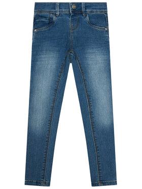 NAME IT NAME IT Jeans 13172736 Dunkelblau Skinny Fit