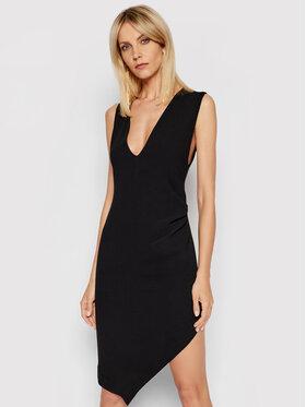IRO IRO Koktejlové šaty Wanna A0136 Čierna Slim Fit