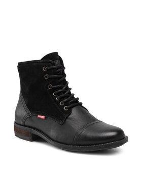 Levi's® Levi's® Kozačky Fowler 2.0 (Boots) 232732-1700-59 Černá