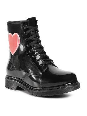 LOVE MOSCHINO LOVE MOSCHINO Bottes de pluie JA24073G1BIR2000 Noir