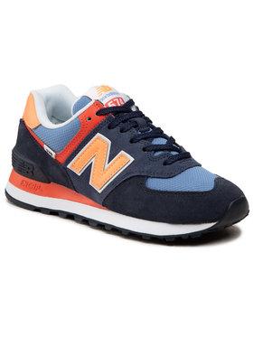 New Balance New Balance Sneakersy WL574SY2 Granatowy