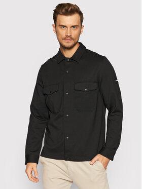 Calvin Klein Calvin Klein Риза Comfort Knit K10K107808 Черен Regular Fit