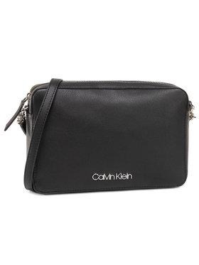 Calvin Klein Calvin Klein Geantă Ck Must Ew Crossbody K60K606666 Negru