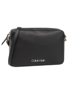 Calvin Klein Calvin Klein Kabelka Ck Must Ew Crossbody K60K606666 Čierna