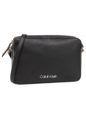 Calvin Klein Calvin Klein Τσάντα Ck Must Ew Crossbody K60K606666 Μαύρο