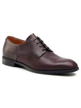 Emporio Armani Emporio Armani Chaussures basses X4C587 XF545 00003 Marron