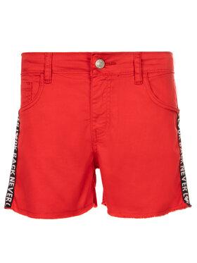Primigi Primigi Pantalon scurți din material 43243521 Roșu Regular Fit