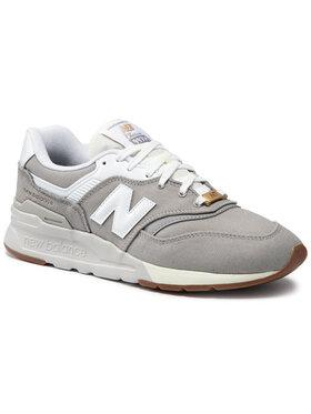 New Balance New Balance Sneakersy CM997HHR Šedá