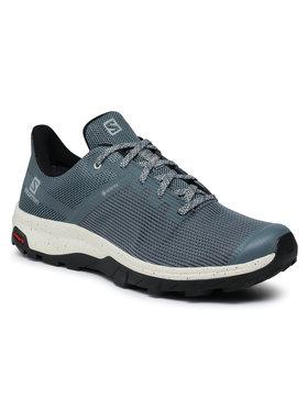 Salomon Salomon Turistiniai batai Outline Prism Gtx GORE-TEX 412333 26 M0 Pilka
