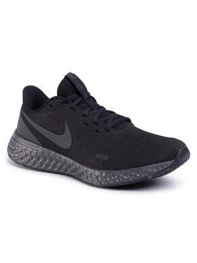 NIKE NIKE Topánky Revolution 5 BQ3204 001 Čierna