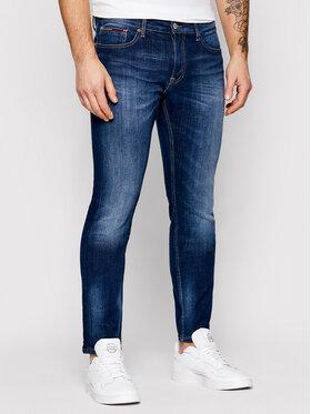 Tommy Jeans Tommy Jeans Džinsai Scanton DM0DM09850 Tamsiai mėlyna Slim Fit