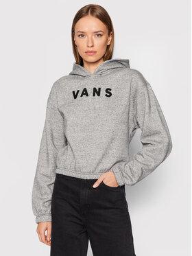 Vans Vans Sweatshirt Well Suited VN0A5JMY Grau Regular Fit