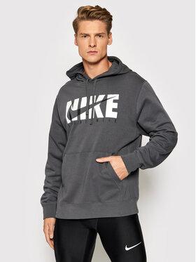 Nike Nike Dres Sportswear Graphic DD5242 Szary Standard Fit