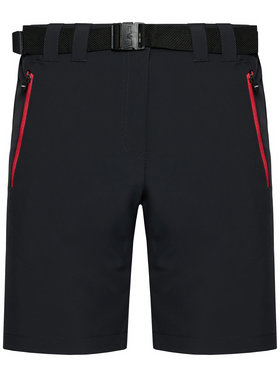 CMP CMP Pantaloni scurți sport 3T51146 Gri Regular Fit