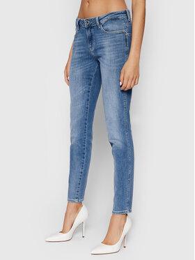 Guess Guess Jeans Curvy X W1YAJ2 D4GV3 Blu Skinny Fit