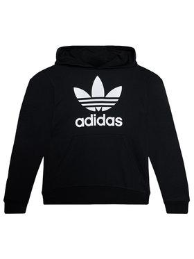 adidas adidas Sweatshirt Trefoil DV2870 Noir Regular Fit