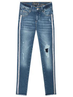 Guess Guess Jeansy J1RA06 D4CA0 Granatowy Skinny Fit