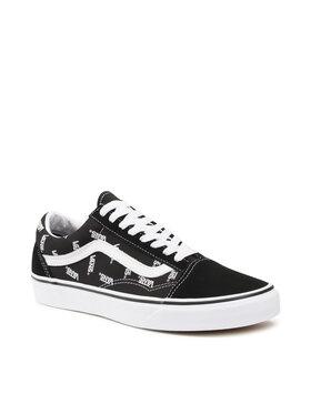 Vans Vans Sneakers aus Stoff Old Skool VN0A3WKTQW71 Schwarz