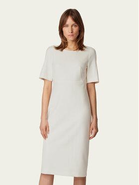 Boss Boss Kleid für den Alltag Dalune 50432020 Beige Regular Fit