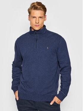 Polo Ralph Lauren Polo Ralph Lauren Sweatshirt Lsl 710812963027 Bleu marine Regular Fit