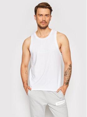 Calvin Klein Performance Calvin Klein Performance Tank top Logo Gym 00GMT1K108 Biały Regular Fit
