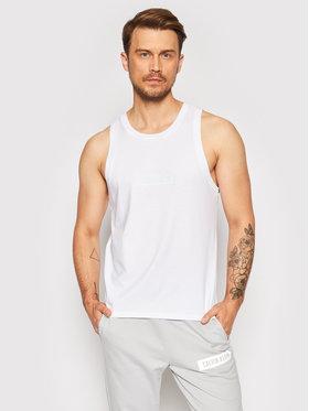 Calvin Klein Performance Calvin Klein Performance Tank-Top Logo Gym 00GMT1K108 Weiß Regular Fit
