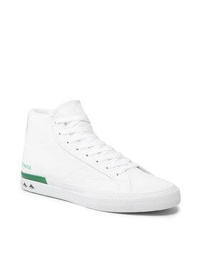 Emerica Emerica Αθλητικά Omen Hi 6101000117 Λευκό