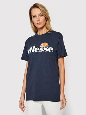Ellesse Ellesse Marškinėliai Albany SGS03237 Tamsiai mėlyna Regular Fit