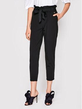 Rinascimento Rinascimento Pantaloni di tessuto CFC0102131003 Nero Slim Fit