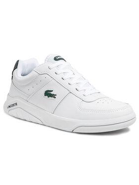 Lacoste Lacoste Sneakersy Game Advance 0721 2 Sma 7-41SMA00581R5 Biela