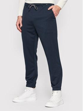 Calvin Klein Calvin Klein Spodnie dresowe Comfort K10K107498 Granatowy Tapered Fit