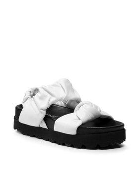 Carinii Carinii Sandále B7352 Biela