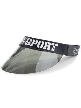 Plein Sport Plein Sport Козирка Visor Hat 000 MAC0396 STE003N Черен
