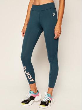 Asics Asics Leggings Esnt 7/8 2032B334 Blau Tight Fit