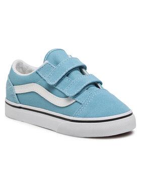Vans Vans Sneakers aus Stoff Old Skool V VN0A38JN33L1 Blau