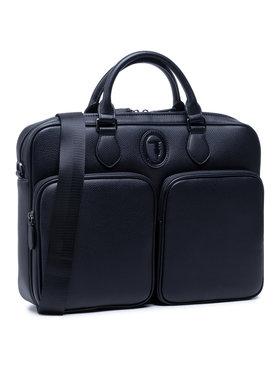 Trussardi Trussardi Чанта за лаптоп 71B00248 Черен