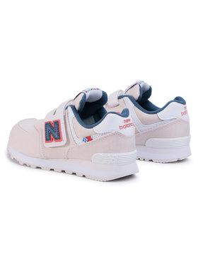 New Balance New Balance Sneakersy YV574SOM Béžová