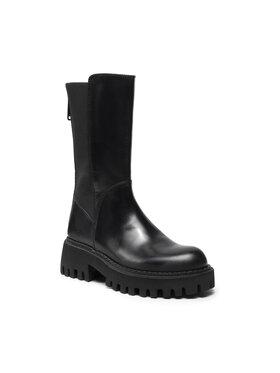 Loriblu Loriblu Outdoorová obuv 2I 4TL009 4440 Čierna