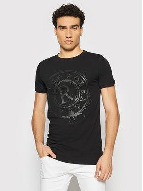 Rage Age Rage Age T-Shirt Marshall Czarny Slim Fit