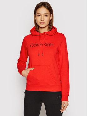 Calvin Klein Calvin Klein Majica dugih rukava Ls Core Logo K20K202687 Crvena Regular Fit