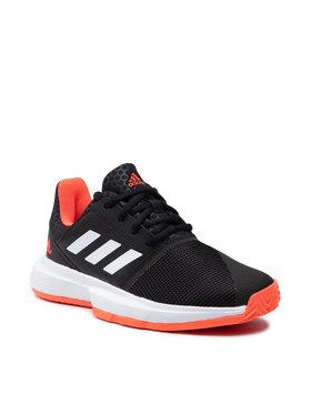 adidas adidas Обувки CourtJam xJ H67972 Черен
