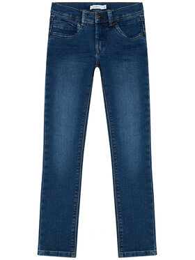 NAME IT NAME IT Jeans Silas 13190372 Blu Slim Fit
