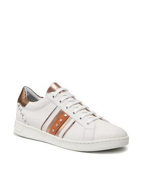 Geox Geox Sneakersy D Jaysen A D151BA 085RY C1228 Biela