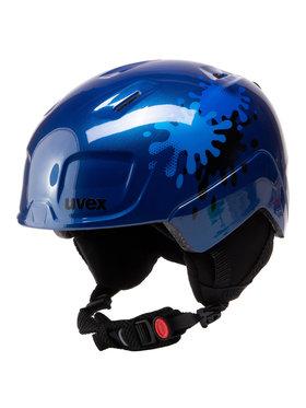 Uvex Uvex Kask narciarski Heyya S5662526001 Granatowy