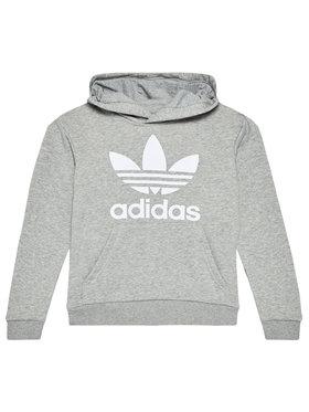adidas adidas Sweatshirt Trefoil GE1979 Gris Regular Fit