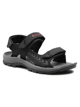 Hi-Tec Hi-Tec Sandále Lubiser AVS-SS20-HT-01-Q2 Čierna