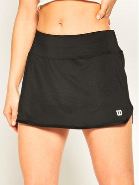 Wilson Wilson Mini sukně Team 12.5 Skirt WRA766202 Černá Regular Fit