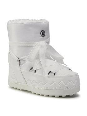 Bogner Bogner Śniegowce Trois Vallees 11A 303-1504 Biały
