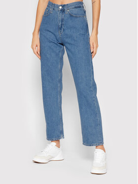Calvin Klein Jeans Calvin Klein Jeans Jeansy J20J217544 Niebieski Regular Fit