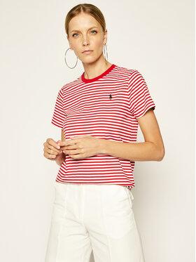Polo Ralph Lauren Polo Ralph Lauren T-Shirt 2,12E+11 Červená Regular Fit